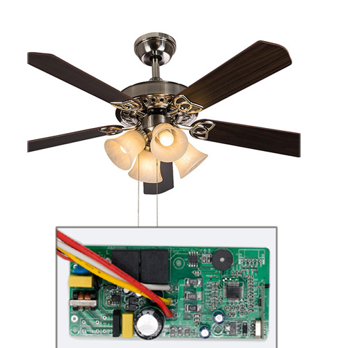 Guangdong Foshan High Quality Ceiling Fans With Dc: DC LED Light Ceiling Fan Driver