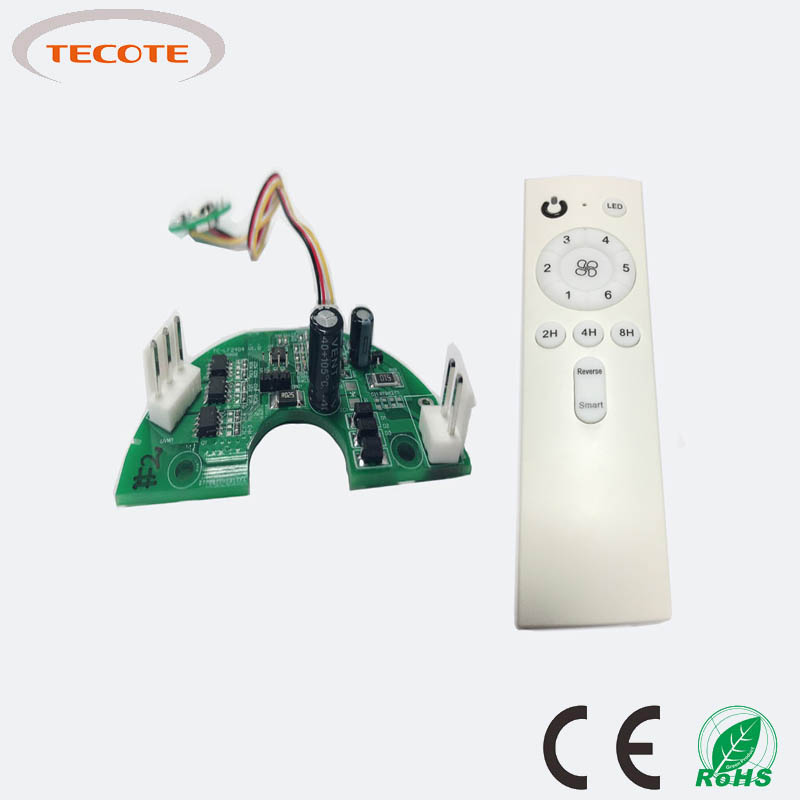 24V, 1.5A BLDC ceiling fan circuit